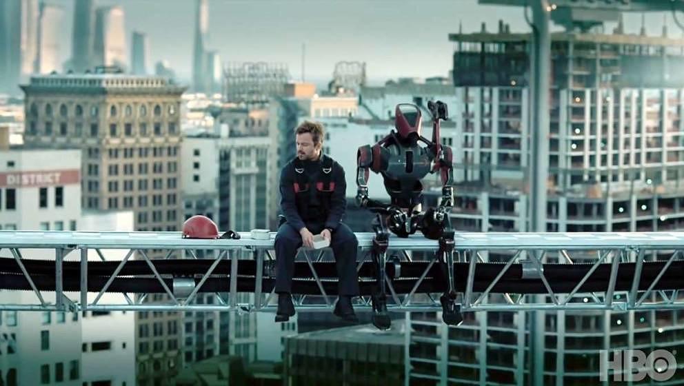 """Ab 08. Juni wird die 3. Staffel von """"Westworld"""" auch komplett mit deutscher Synchro auf Sky verfügbar sein."""