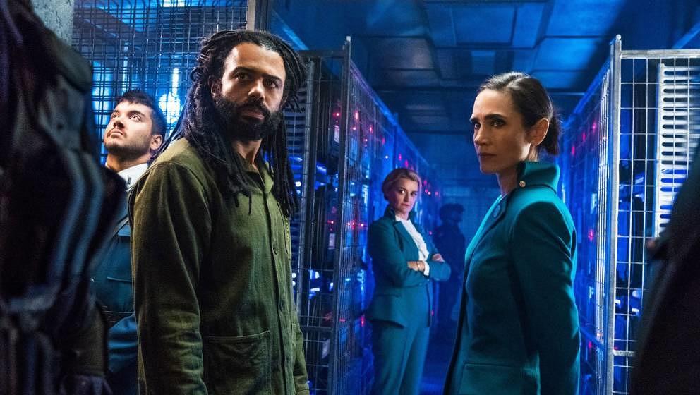 """""""Snowpiercer"""" mit Daveed Diggs und Jennifer Connelly startet am 25. Mai bei Netflix."""