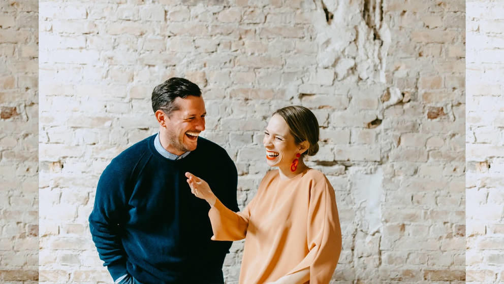 """Der """"Role Models""""-Podcast mit Isabelle Sonnenfeld und David Noël"""