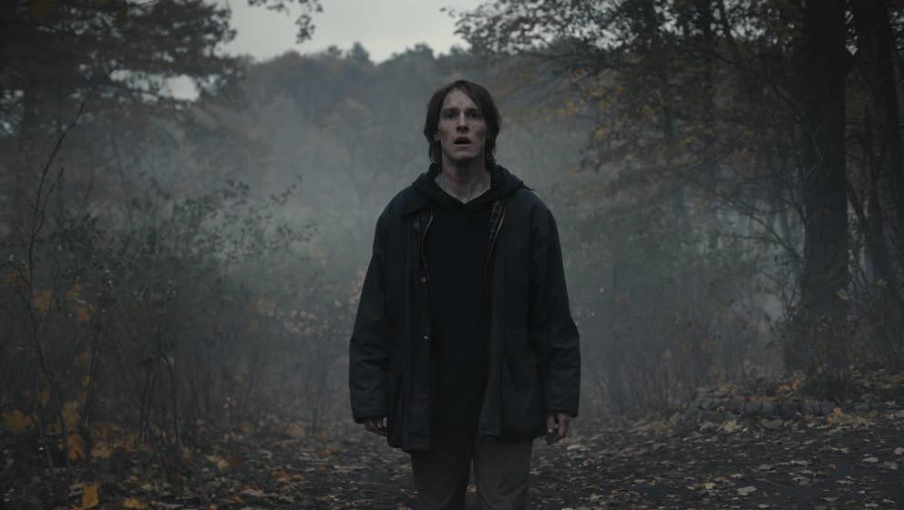 """Louis Hofmann als Jonas Kahnwald in """"Dark"""""""