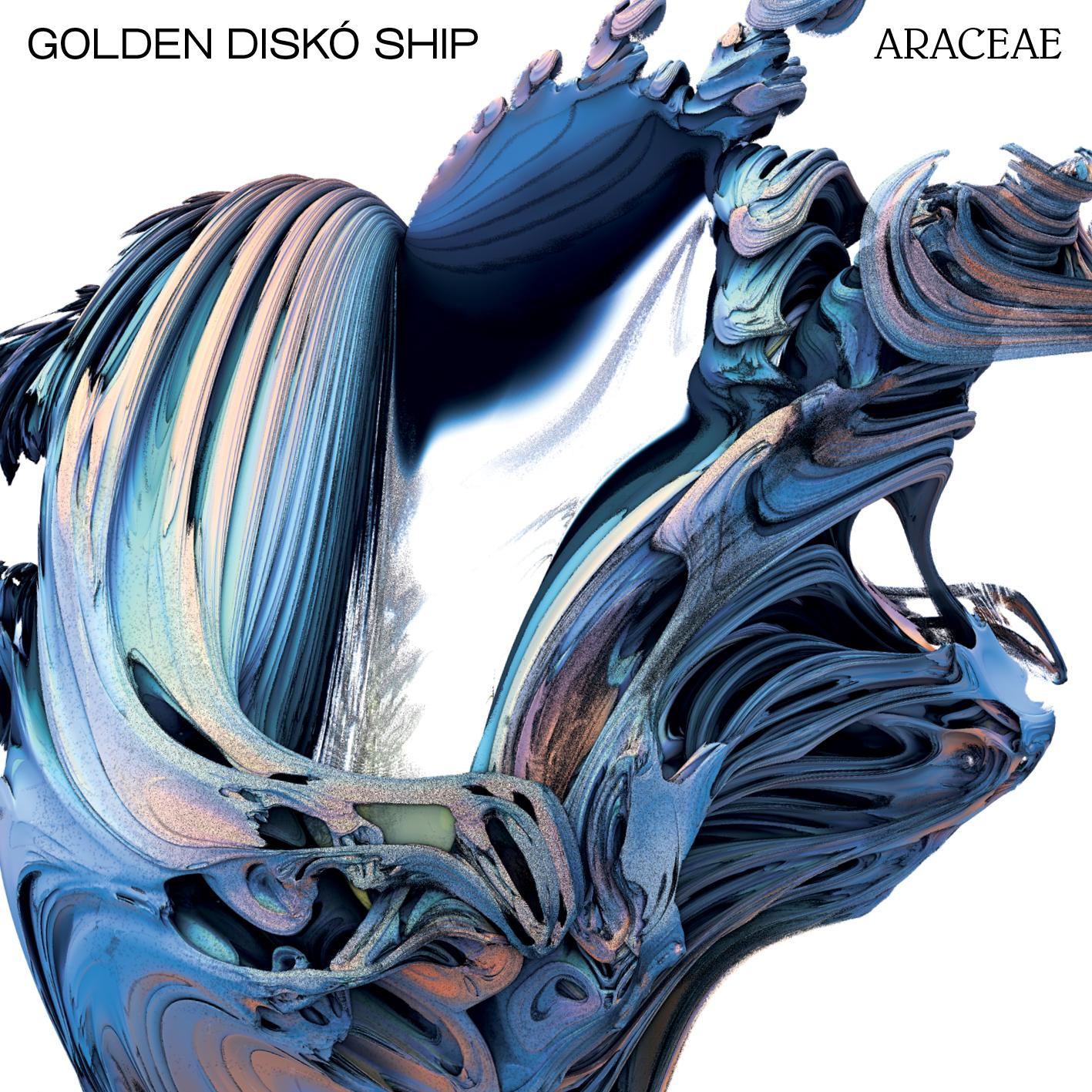 Golden Diskó Ship: Araceae