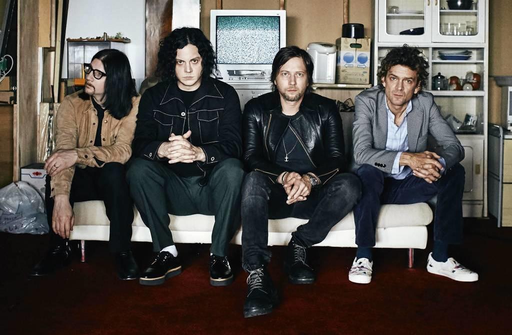 "The Raconteurs kündigen Dokumentation und Live-EP ""Live at Electric Lady"" an"