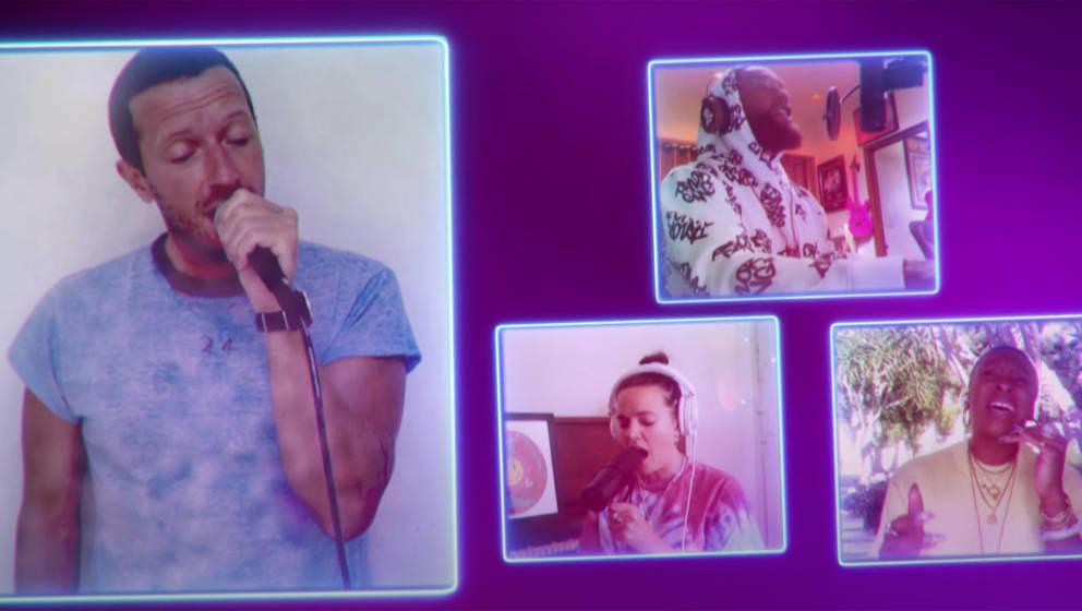 Noah Cyrus, Tove Lo, Ty Dolla $ing, Khalid, Leon Bridges, Camila Cabello, Ben Platt, Cynthia Erivo und Coldplays Chris Martin
