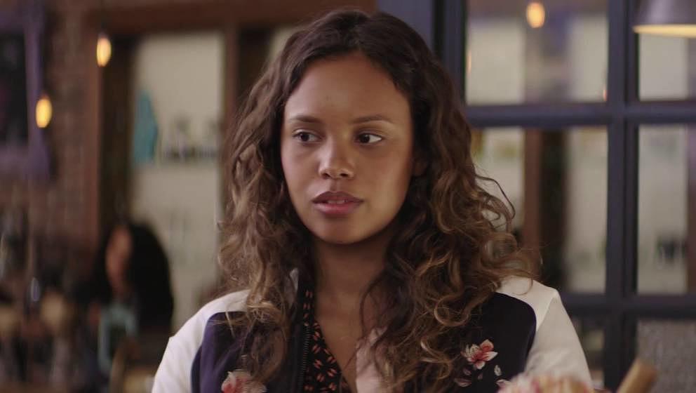 """Wichtiges Role Model in nicht mehr so wichtiger Serie: Jessica Davis, gespielt von Alisha Boe, in """"Tote Mädchen lügen nic"""
