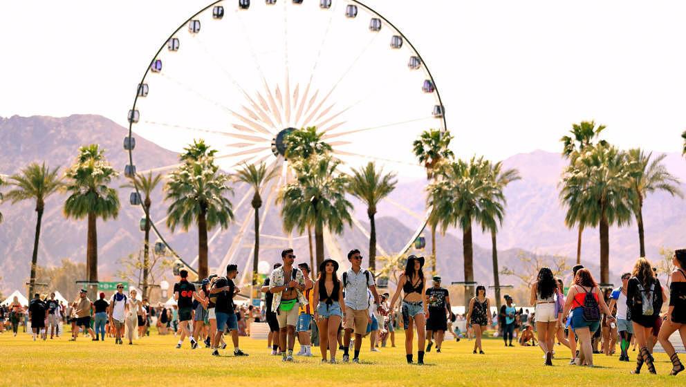 So wird es dieses Jahr nicht mehr aussehen: Das Coachella-Festival wurde offiziell auf April 2021 verschoben.