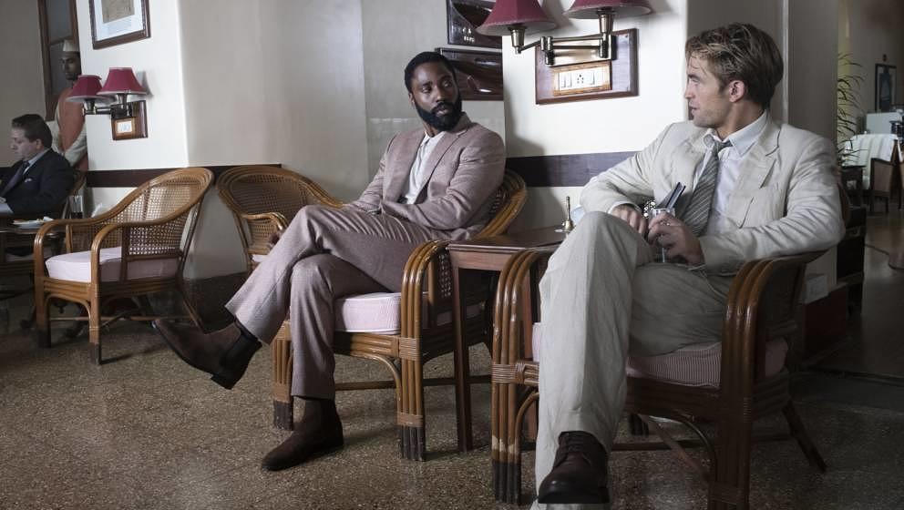 "Christopher Nolans Blockbuster ""Tenet"" wird verschoben."