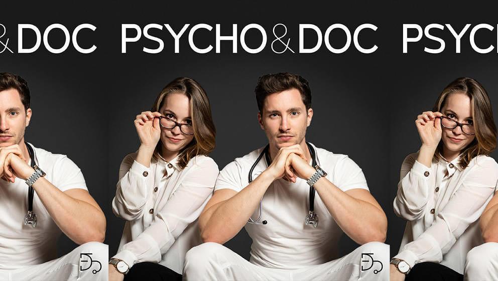 """Psycho & Doc"" mit Ricarda Suska und Felix Berndt"