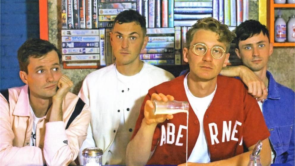 Glass Animals' neues Album DREAMLAND wird am 7. August 2020 erscheinen.