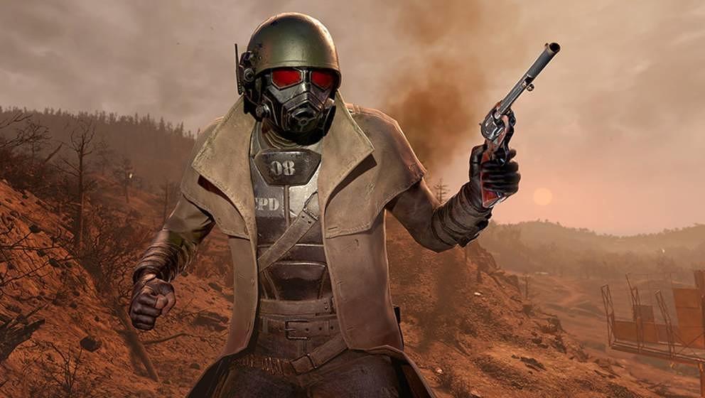 """Amazon hat eine """"Fallout """"-Serie angekündigt."""