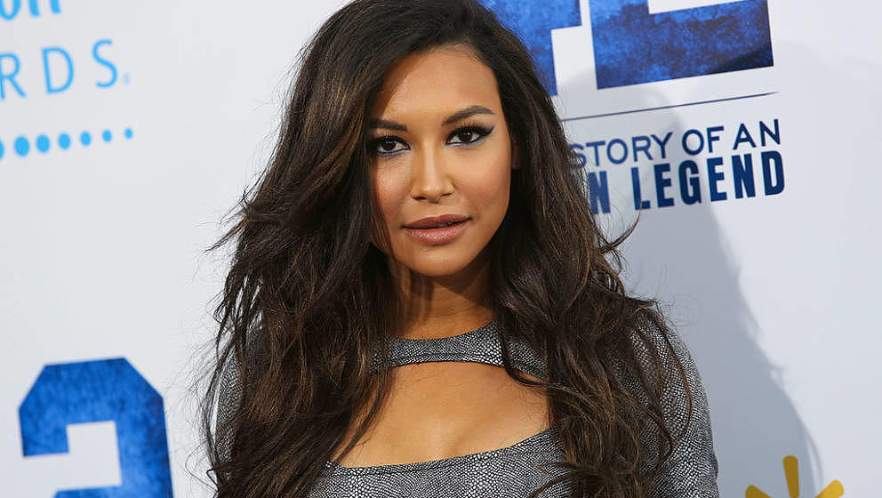 HOLLYWOOD, CA - APRIL 09:  Actress Naya Rivera attends the premiere of Warner Bros. Pictures' And Legendary Pictures' '42' at