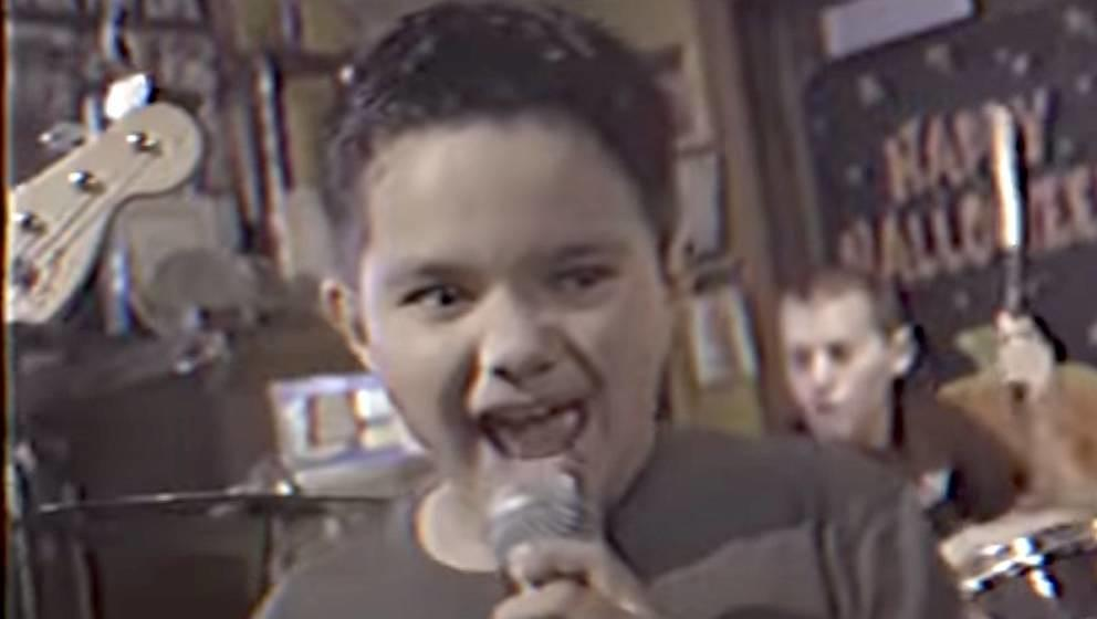 Der kleine Dylan Blaich hat mit einem Metallica-Cover seine Frontmann-Qualitäten unter Beweis gestellt.