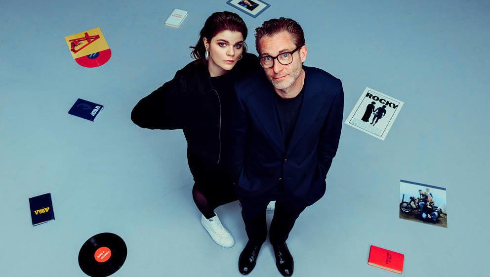 """Sophie Passmann und Matthias Kalle haben einen neuen Podcast:""""Jubel & Krawall""""."""