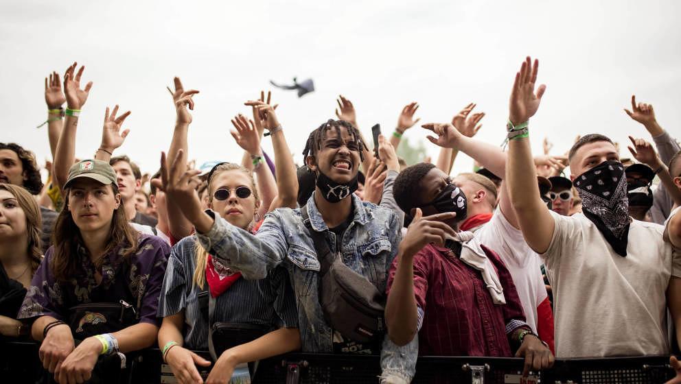 Die Besucher des Splash-Festivals können sich auch 2021 auf ein hochkarätiges Line-up freuen.