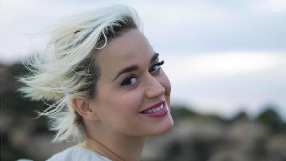 Hat inzwischen wieder jede Menge Gründe zum Lächeln: Pop-Sängerin Katy Perry.