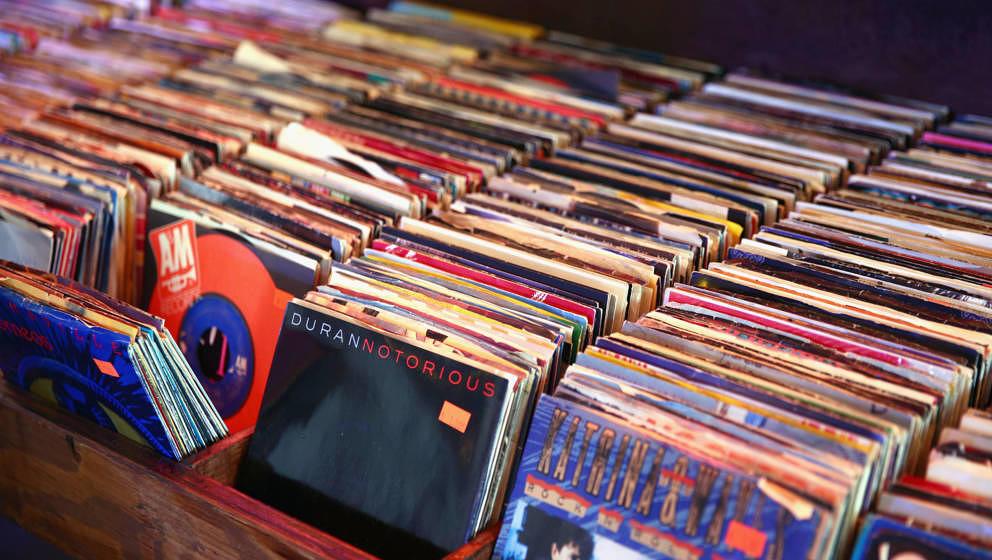 Immer mehr Leute entdecken wieder Schallplatten für sich.