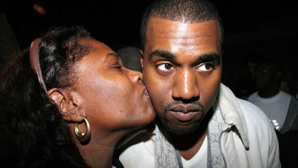 Donda West and Kanye West (Photo by Johnny Nunez/WireImage)