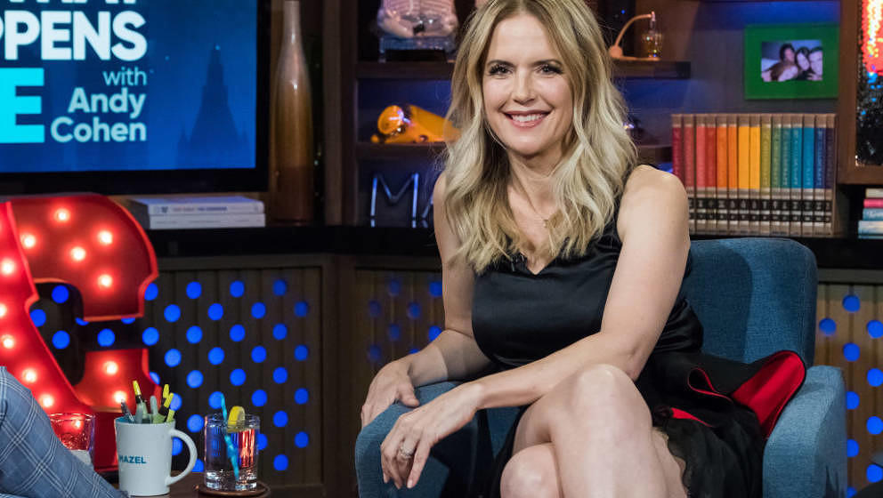 WATCH WHAT HAPPENS LIVE WITH ANDY COHEN -- Pictured: Kelly Preston -- (Photo by: Charles Sykes/Bravo/NBCU Photo Bank/NBCUnive