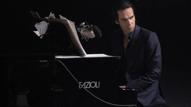 """Doch zu unbekannt? Nick Cave schaffte es nicht, ein Klavier für die """"Idiot Prayer""""-Show zu schnorren"""