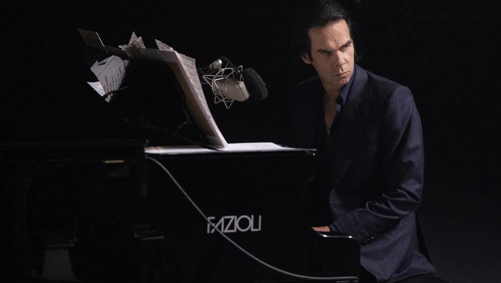 Nick Cave lädt seine Fans zu einer besonderen Filmvorführung ein.