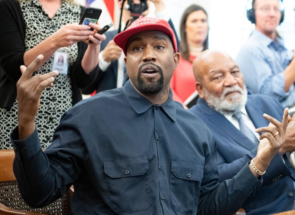 Kanye West wird wohl doch als Präsidentschaftskandidat ins Rennen gehen