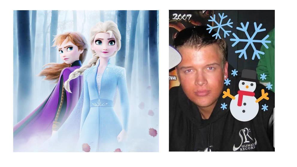 Anna, Elsa und der junge Kollegah