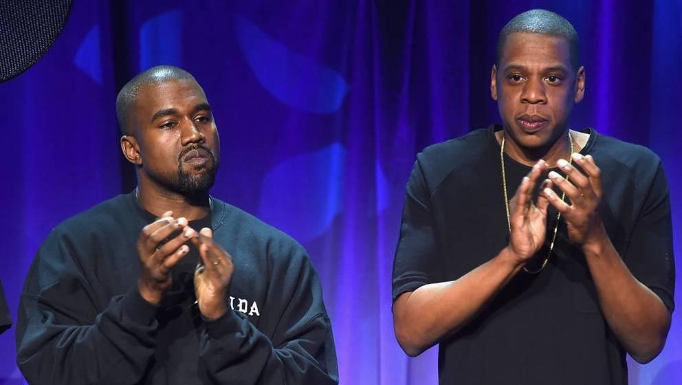 """""""Klatschen Sie jetzt begeistert in die Hände, wenn Sie Kanye West und Jay-Z im Weißen Haus sehen wollen"""""""
