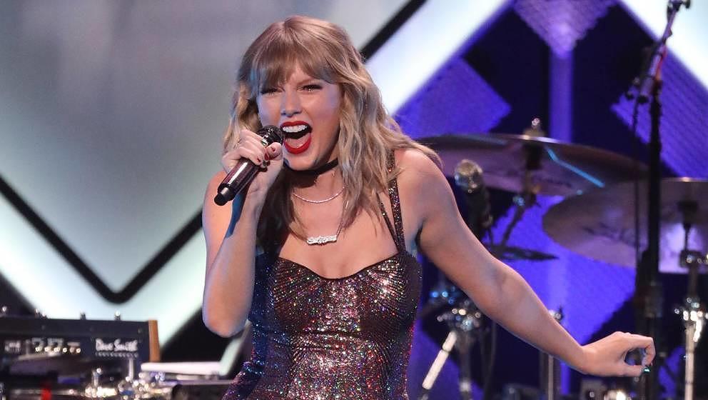 Taylor Swift veröffentlicht ein neues Album