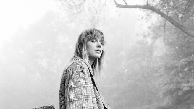 Taylor Swift stellt mit FOLKLORE neue Rekorde auf