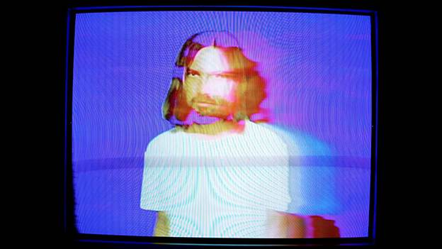"Kevin Parker in Tame Impalas ""Is It True""."