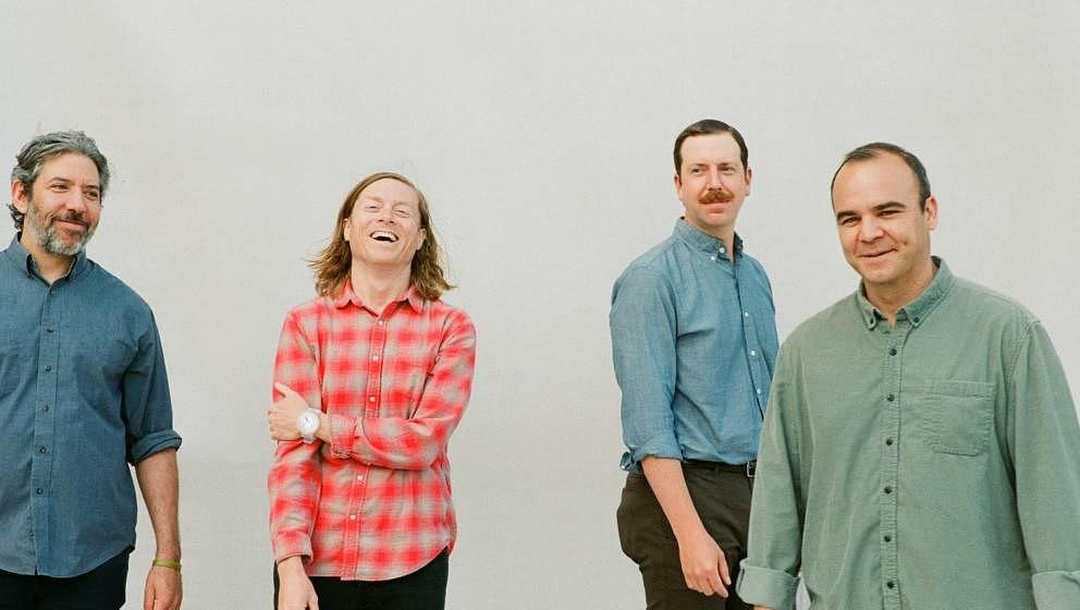 Future Islands melden sich mit einem neuen Album zurück.