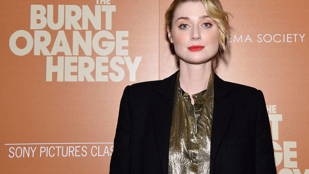 NEW YORK, NEW YORK - MARCH 05: Elizabeth Debicki attends Sony Pictures Classics and The Cinema Society Special Screening of '