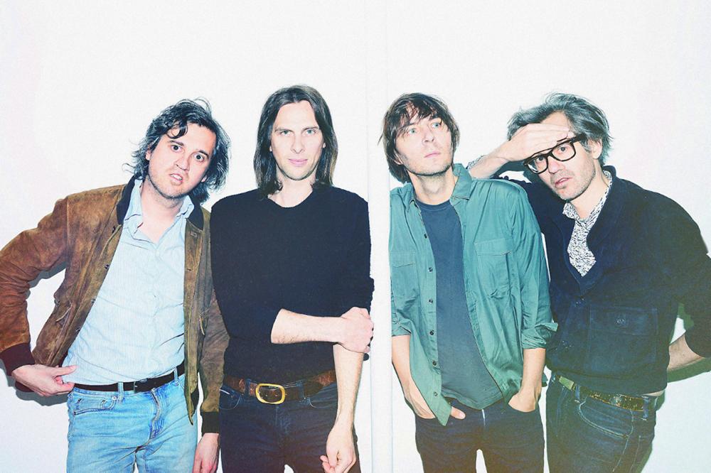 Die französische Indie-Pop-Band Phoenix arbeiten an ihrem siebten Album.