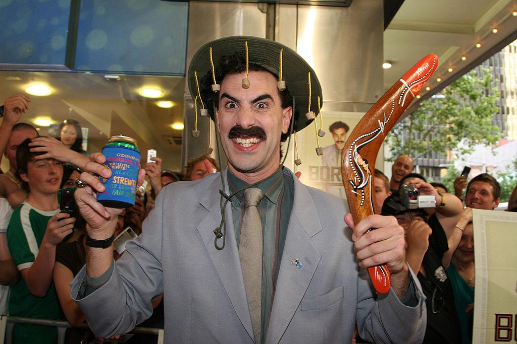 Borat Schauspieler