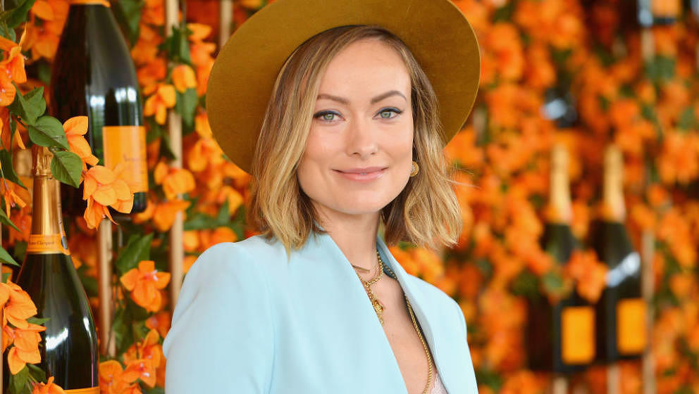 PACIFIC PALISADES, CA - OCTOBER 06:  Olivia Wilde attends the Ninth-Annual Veuve Clicquot Polo Classic Los Angeles at Will Ro