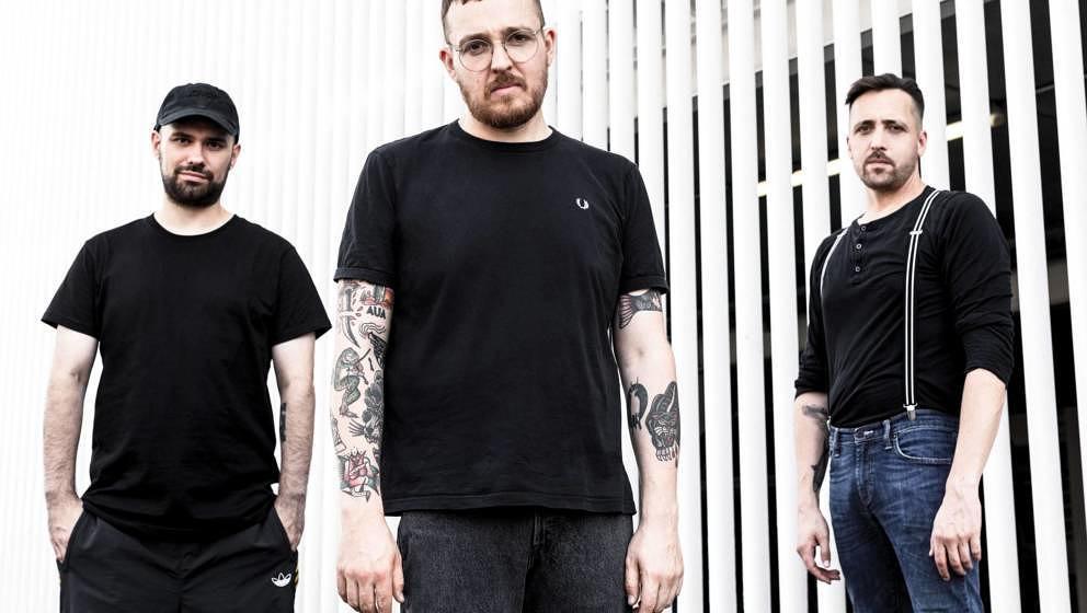 Das neue Album der Antilopen Gang erscheint ausschließlich digital.