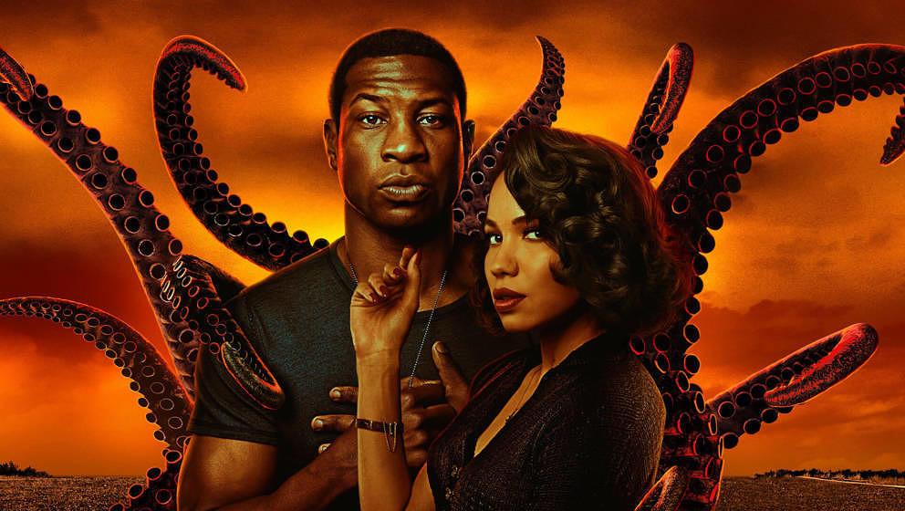 """""""Lovecraft Country"""" mit Jonathan Majors und Jurnee Smollett ist am 17.08.2020 bei Sky gestartet."""