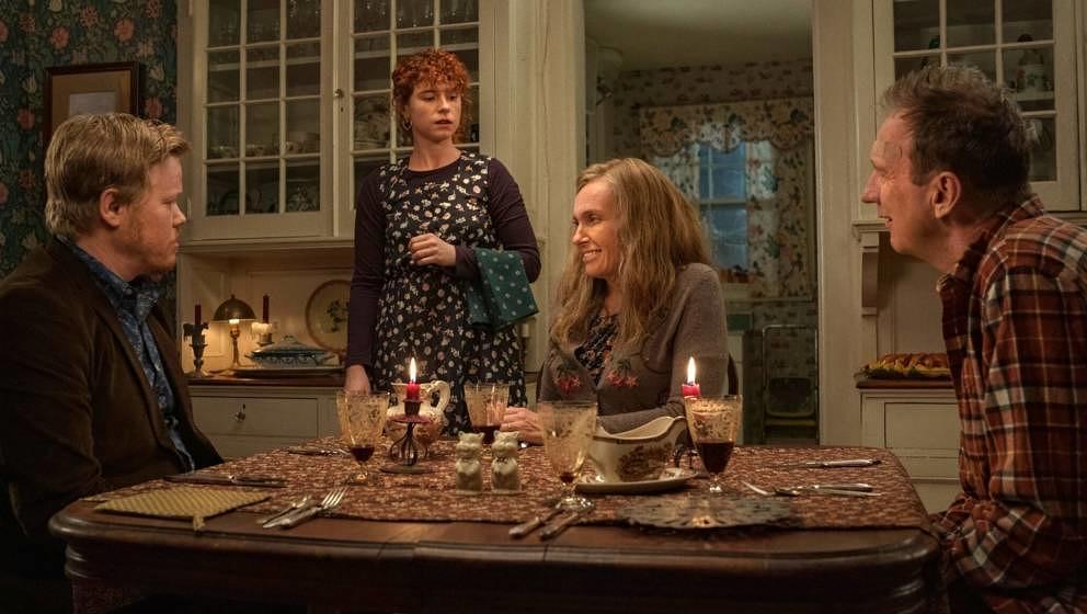 Am 04. September startete mit 'I'm Thinking Of Ending Things' ein neuer Film von Charlie Kaufman auf Netflix.