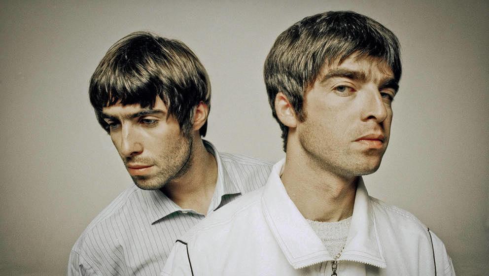 Noel und Liam Gallagher.