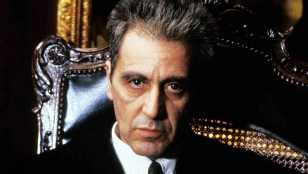 "Al Pacino in ""Der Pate III"""