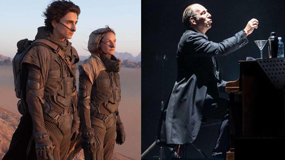 """Im """"Dune""""-Trailer präsentiert Hans Zimmer eine neue Variante von Pink Floyds """"Eclipse""""."""
