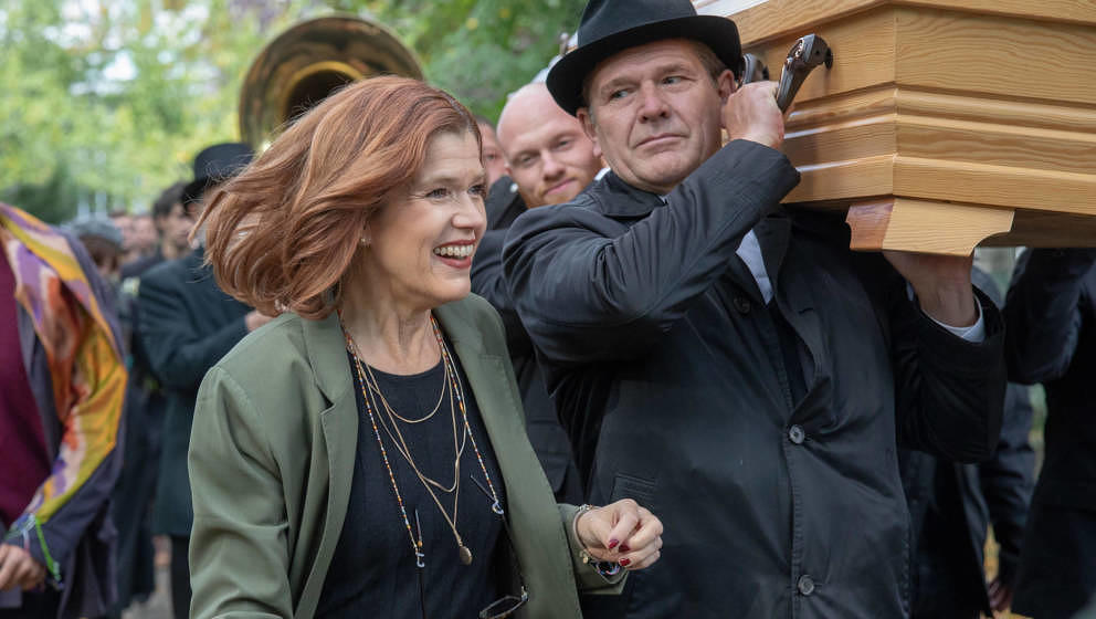 """""""Das letzte Wort"""" mit Anke Engelke läuft ab 17.09. bei Netflix."""