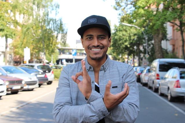 """Raphael Hillebrand ist Tänzer, Choreograph – und Parteigründer der """"Urbanen""""."""