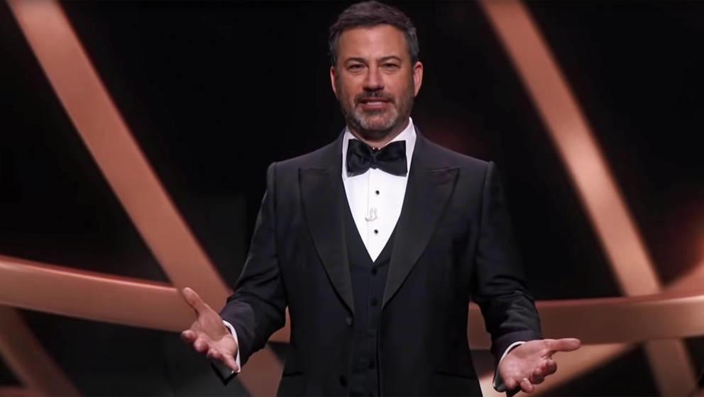 Jimmy Kimmel führte souverän durch die Emmy-Preisverleihung.