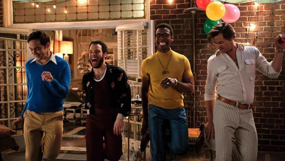 """Die Verfilmung des schwulen Klassikers mit komplett schwulem Cast: """"The Boys in the Band"""" läuft ab 30. September auf Net"""