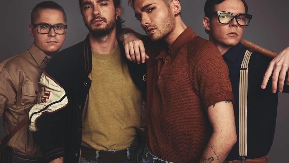 Gestatten: Tokio Hotel