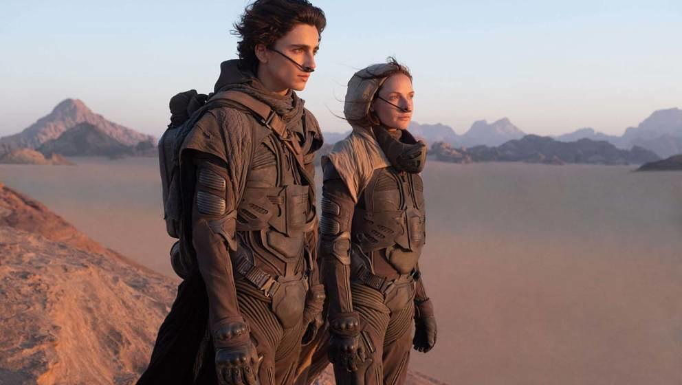 """Kommt """"Dune"""" im Herbst 2021 auf die große Leinwand oder den kleinen Bildschirm?"""