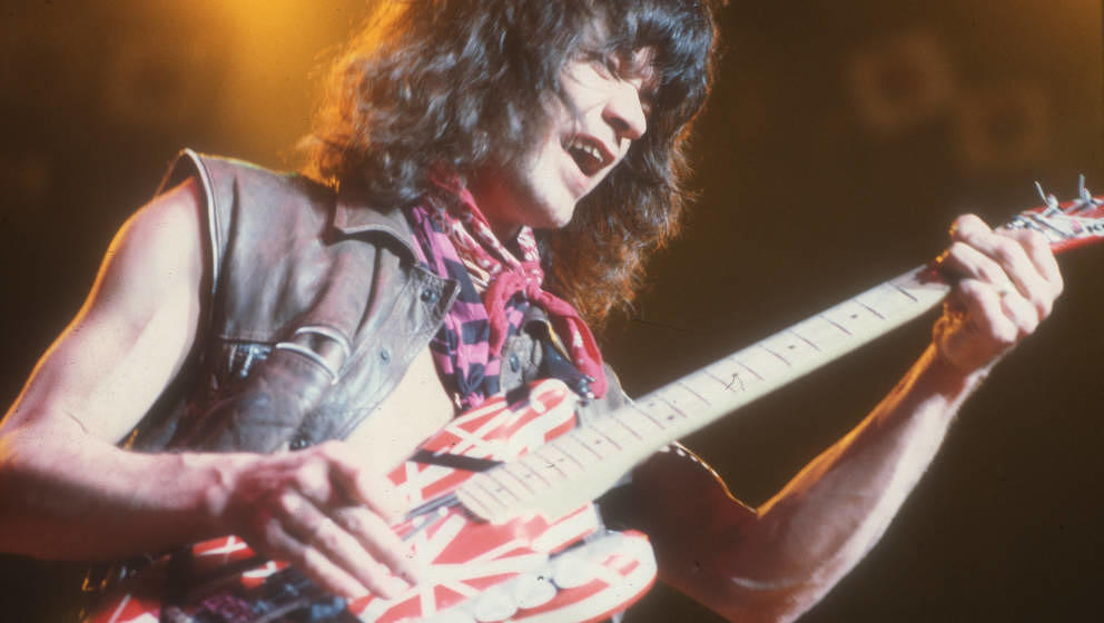 UNSPECIFIED - CIRCA 1970:  Photo of Van Halen  Photo by Michael Ochs Archives/Getty Images
