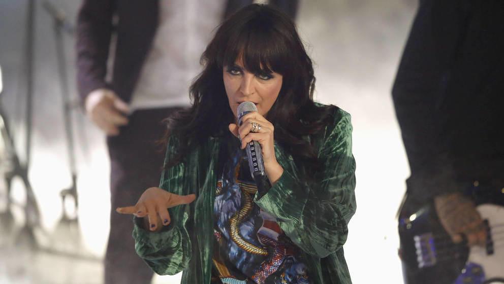 Nena, hier im Jahr 2017 bei einem TV-Auftritt