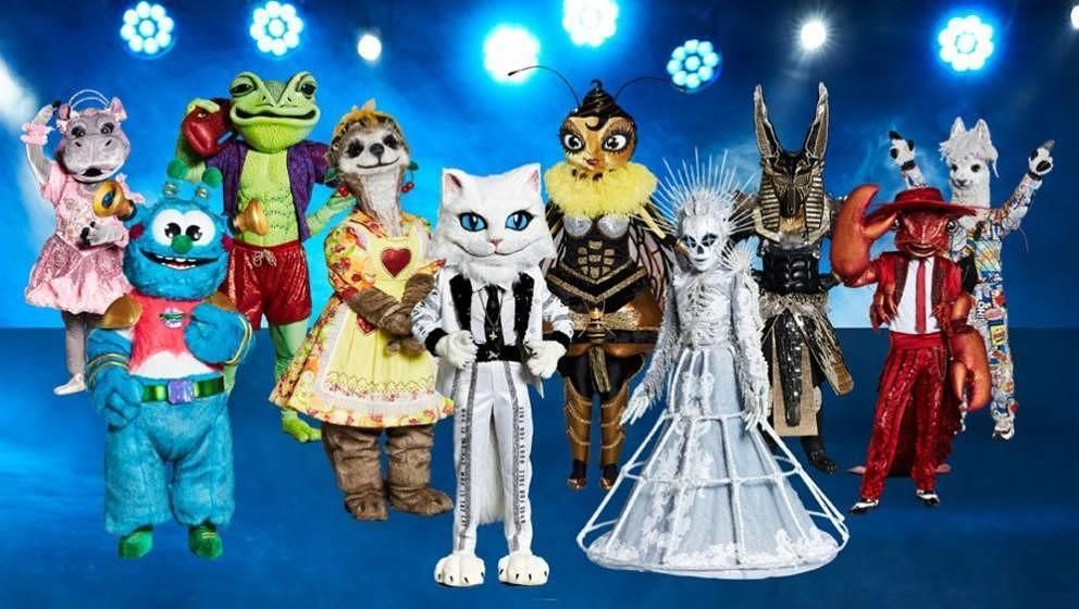 """The Masked Singer"" geht bald in die vierte Staffel"