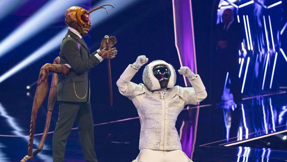 """""""The Masked Singer"""" geht am 20. Oktober 2020 in die dritte Runde."""